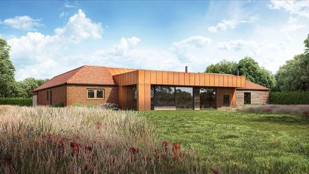 The CGI of the development of the Old Stables; how it could look. Pic: Savills