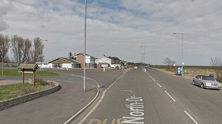 North Drive, in Great Yarmouth. PHOTO: Google