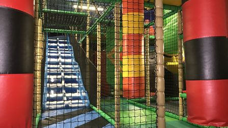 Crazy Club, the soft play centre at Superbowl UK in Norwich's Castle Quarter, has not yet been given