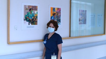 Kate Grant, a GP at the Norfolk and Norwich University Hospital, has painted her colleagues as a tri