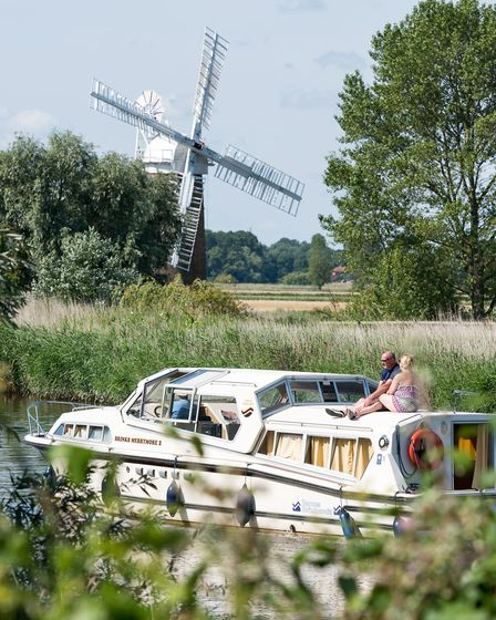 Tourism in Norfolk is worth £3.25bn a year and provides nearly 70,000 jobs. Picture: James Bass