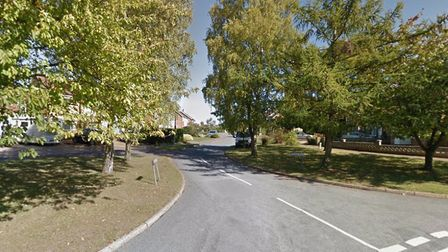 Five vehicles on Fisher Way, Thetford, were broken into on the same night. Picture: Google Street Vi
