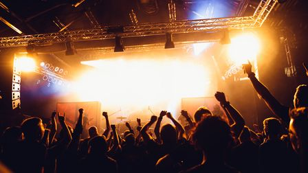 The UK's live music and arts sector contributes over a whopping £5bn to the UK's economy annually Pi