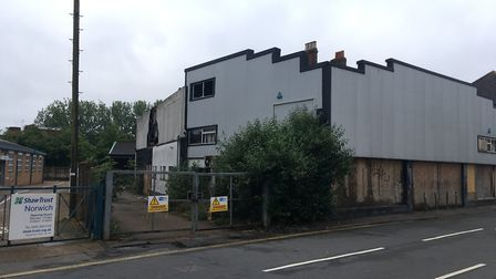 The owners of Premier Inn have been given permission to demolish two warehouses in Norwich. Pic: Dan