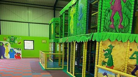Monsters soft play has been a family favourite for 16 years Picture: Supplied by Monsters