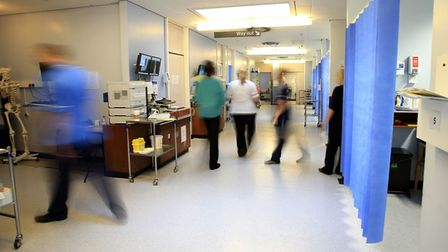 Norfolk's three hospitals will receive a government boost to improve its A&E capacity this winter. P