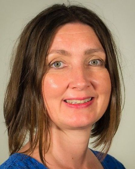 Prof Laura Bowater, academic director for innovation Picture: David Kirkham