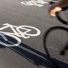 New cycle lanes will be created in Norfolk if a bid for £2.2m of government cash is successful. Phot