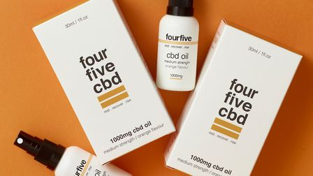CBD products are taken or applied as oils, or in capsules, lotions and effervescent tablets. Picture