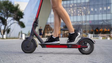 Scooters are a staple in some European cities. Picture: Getty Images/iStockphoto