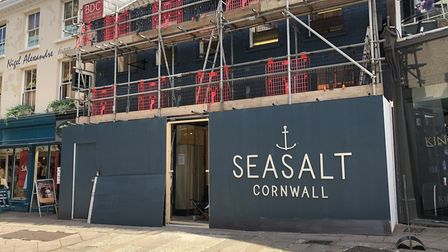 Seasalt is due to open in Norwich#s Castle Street. Picture: Archant