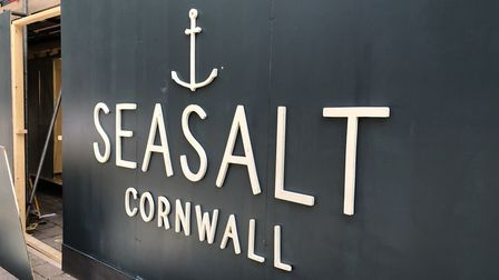 Seasalt is a Cornish brand inspired by the people and landscape of the county. Picture: Archant
