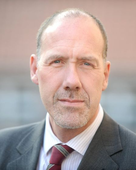 Geoff Barton, general secretary of the Association of School and College Leaders. Picfture: Archant
