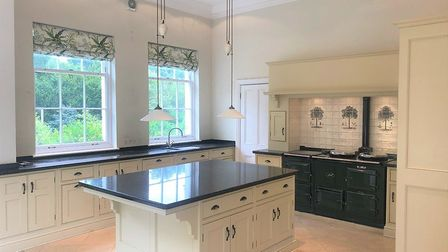 This five-bedroom manor house in Bramerton near Norwich is available to rent on a long term let for