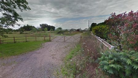 Cherry Lane is formerly the site of Greenfields Nursery. One of the greenhouses was set to be reclai