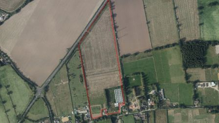 The site of the house and grounds as is being proposed by the applicant. Photo: Google