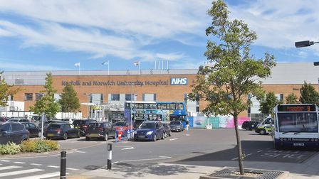 There have been no coronavirus deaths at the Norfolk and Norwich University Hospital since June 8