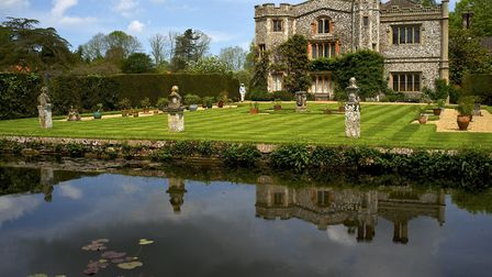 Mannington Hall will host a charity day in aid of three north Norfolk churches. Photo: MARK BULLIMOR
