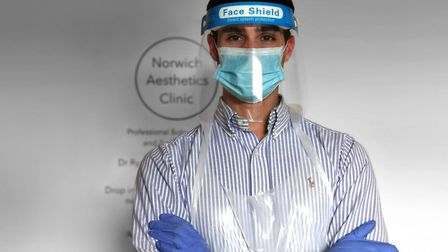 Ryan Taylor, an aesthetics doctor, has warned people looking for fillers or Botox to chose carefully