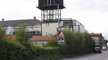 Banham Poultry in Attleborough, where there has been a coronavirus outbreak. Picture: DENISE BRADLEY
