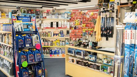 No matter what the job is, The Car Shop has everything you need for your vehicle