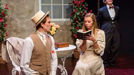 DOT Productions will present The Importance of Being Earnest at The Oaksmere in Brome, organised by