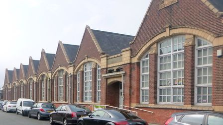 A 114-year-old school in Great Yarmouth is being demolished. Picture: Courtesy of Tammy Dexter.