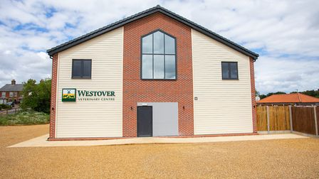 Westover Vets will move to its new surgery next week. Photo: Simon Watson