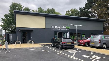 The new-look Co-op. Pic: submitted