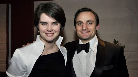 Norwich North MP Chloe Smith failed to strongly condemn husband Sandy McFadzean's views about covona