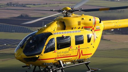 The East Anglian Air Ambulance (EAAA) revealed it has responded to 30,000 missions since it was form