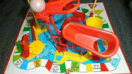 Mousetrap from the 1970s. In good condition it could be worth £40