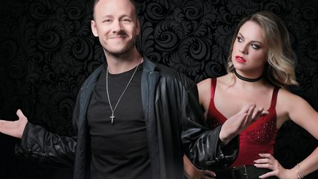 Kevin and Joanne Clifton are bringing their new socially-distanced tour to Norfolk Picture: Strictly