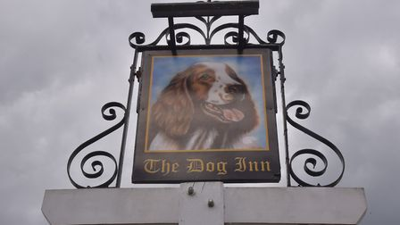 The Dog Inn reopens in Horsford with new owners. The pub will be managed by Ross Ivison.Byline: Sony