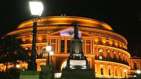 The row over whether lyrics would be sung to two songs at The Last Night of the Proms at The Royal A