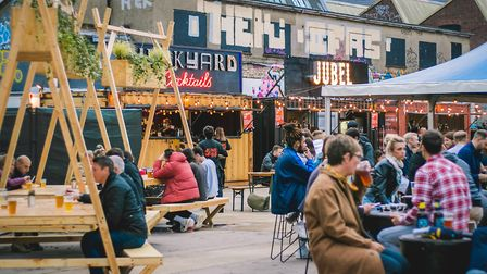 Norwich's Junkyard Market at St Mary's Works Picture: Junior @DN.IMAGERY