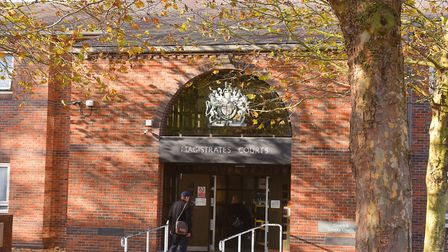 Norwich Magistrates Court. Picture: BRITTANY WOODMAN