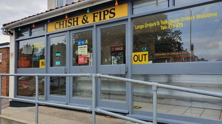 Chish and Fips, Angel Road, Norwich Photo: Indy Singh