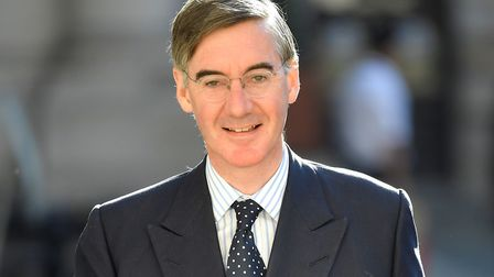 Leader of the House of Commons Jacob Rees-Mogg. Picture: Toby Melville/PA Wire