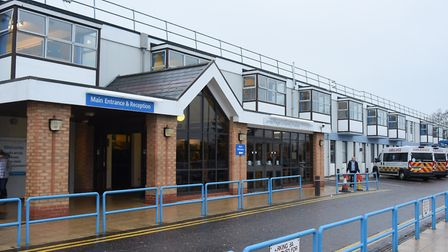 James Paget Hospital earns a 'good' CQC rating. Picture: DENISE BRADLEY