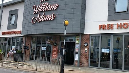 Wetherspoon pubs have reported a sale dip. Pictured is the William Adams pub in Gorleston where a me