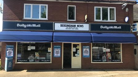 Dersingham News said thousands of papers were not delivered to customers after the Extinction Rebell