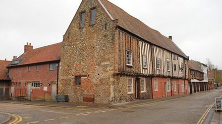Dragon Hall in Norwich is one of the venues taking part in Norfolk Heritage Open Days Picture: DENIS