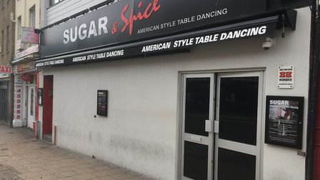 Sugar and Spice on Prince of Wales Road, Norwich. Photo: David Hannant.
