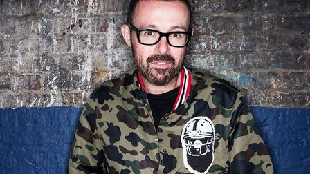 Judge Jules will headline the Socially Distanced Festival on Saturday night with his 10-piece band P