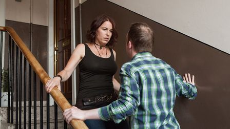 Many female victims of domestic abuse said that lockdown made the problem '100 times worse'. Photo: