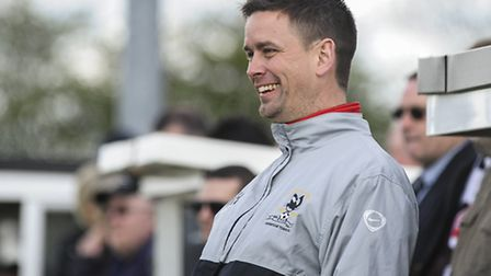 It's been all smiles again for Matt Henman of late. Picture: MATTHEW USHER