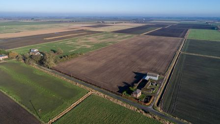 Norfolk County Farms lets 17,000 acres to tenants. Picture: Joseph Casey Photography