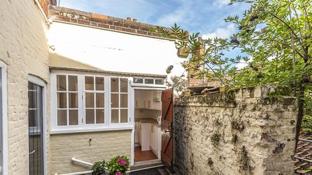 This four-bedroom home on historic Elm Hill in Norwich is for sale and rumoured to be featured in th