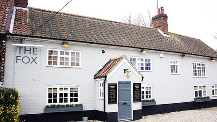 The Fox pub in Lyng. Picture: The Fox